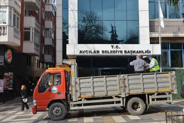 Avcılar'a 'Güçlü ve Yeşil' Belediye Binası geliyor