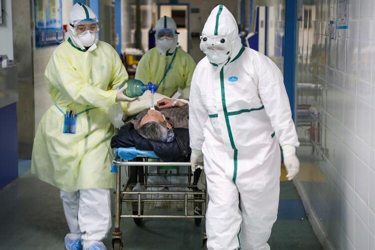 Koronavirüs salgınında can kaybı 1114'e yükseldi