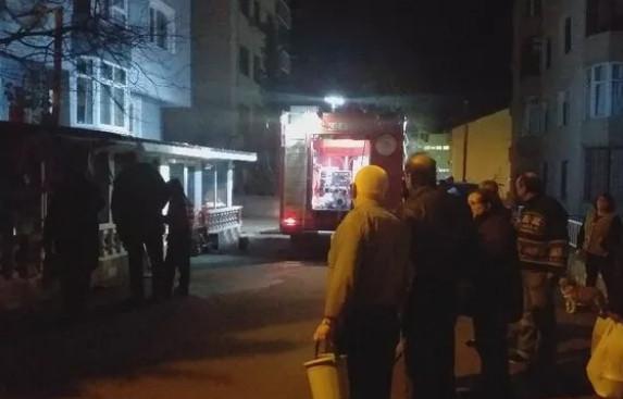 Gece yarısı tüm mahalleli korkudan sokakta sabahladı