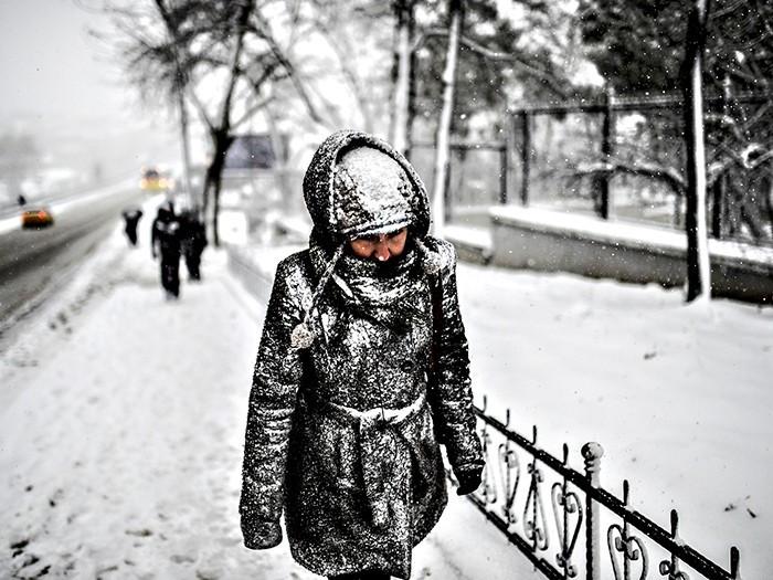 Bu kar yüreklerimize yağacak! İşte 5 günlük hava tahminleri...