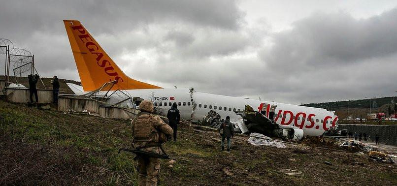 Uçak kazasında yardımcı pilotun ifadesi ortaya çıktı