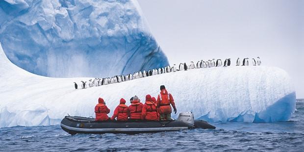 Antarktika'da bir ilk! Hava sıcaklıkları 20 derecenin üzerine çıktı