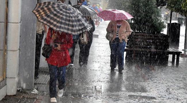 Yağışlar bitiyor! 2 gün yağış, arkası bahar! İşte 5 günlük hava tahminleri!