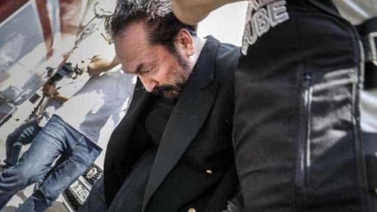 Adnan Oktar soruşturmasında iki tutuklama