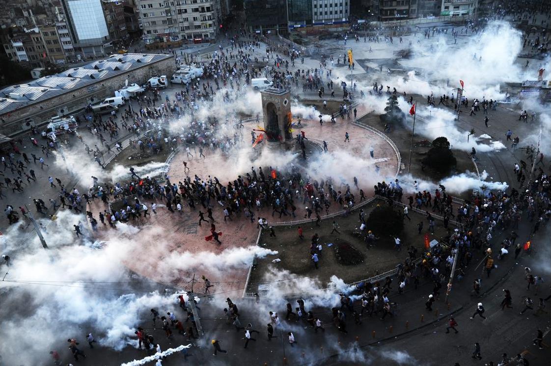 Gezi Davası'nda 9 sanığa beraat kararı