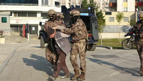 Bursa'da yakalanan DEAŞ infazcısından kan donduran ifade