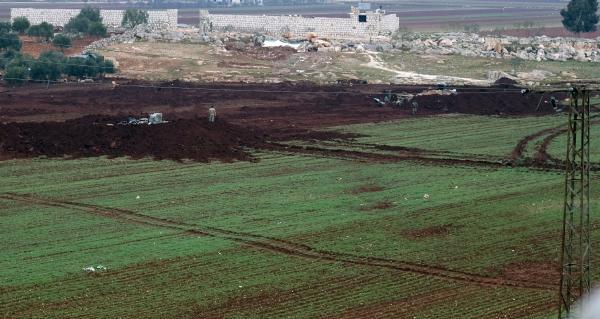 TSK İdlib için yeni mevziler hazırlıyor