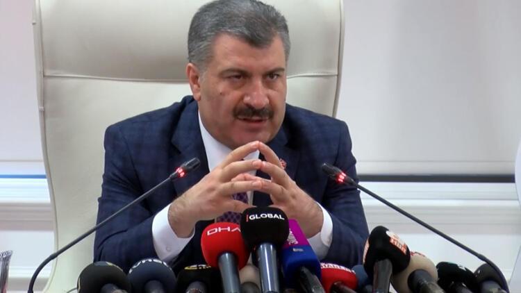 Sağlık Bakanı Koca: Ülkemizde korona virüsü vakasına rastlanmadı