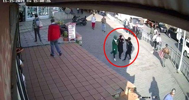 Karaköy'de başörtülü kızlara saldırı davasında karar çıktı