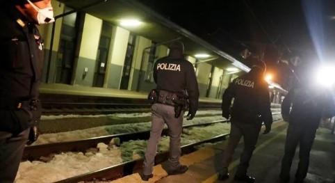 Avusturya İtalya'dan gelen tren seferlerini durdurdu