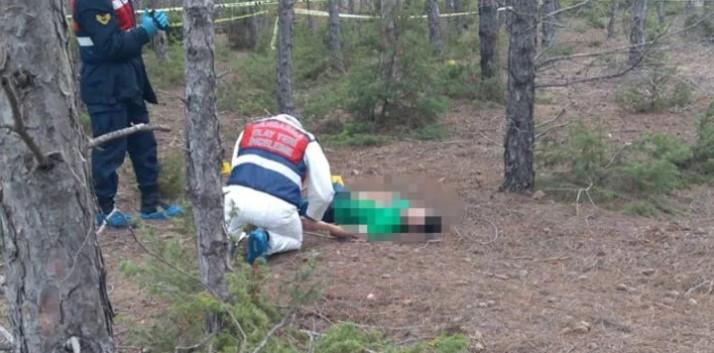 Genç kadın nişanlısının boğazını keserek öldürdü