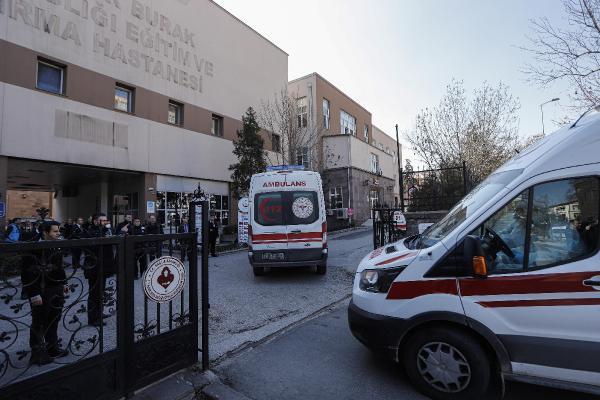 Ankara'da Koronavirüs alarmı ! İlk görüntüler geldi
