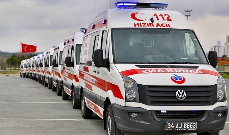 112 Ambulans'ta yeni dönem Sinyalle tespit edilecek