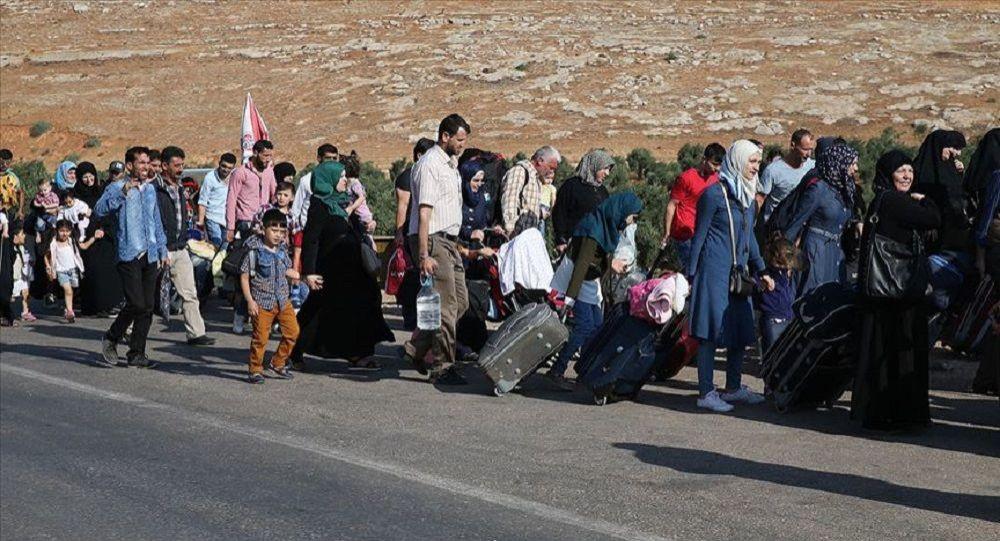Türkiye Avrupa'ya gitmek isteyen mültecilere kapıları açtı!