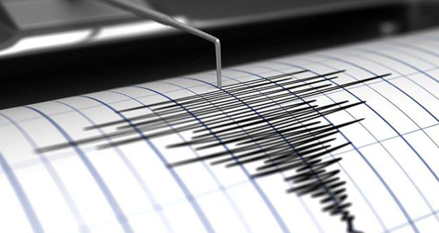 Manisa'da korkutan deprem !