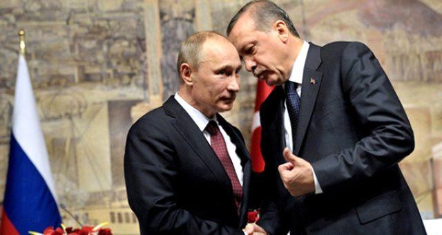 İletişim Başkanı Altun: ''Erdoğan ve Putin yüz yüze görüşecek''