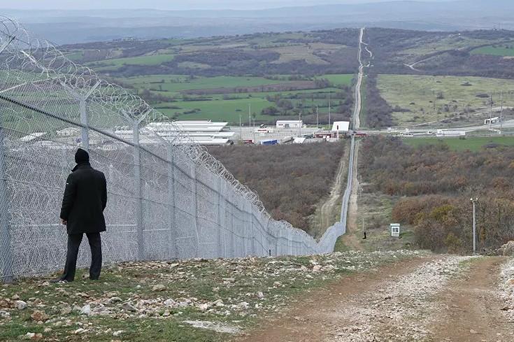 ''Türkiye sınırına 1.000 asker göndermeye hazırız''