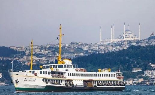 İstanbul'da Adalar'a vapur seferi 24 saate çıkarıldı