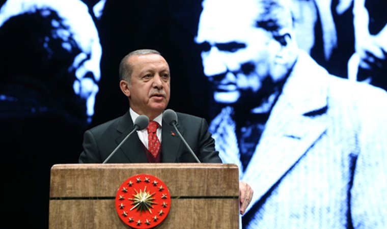 ''Erdoğan skandal konuşmasını okullara dağıttırdı''