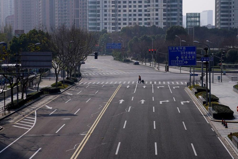 25 milyonluk şehir hayalet kente döndü