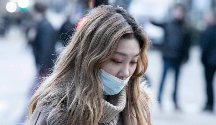 Koronavirüse karşı maske takanlara kötü haber - Resim: 1