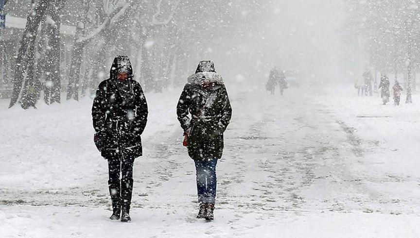 İstanbul'da kırmızı alarm! Hava 20 derece birden soğuyacak dolu geliyor!