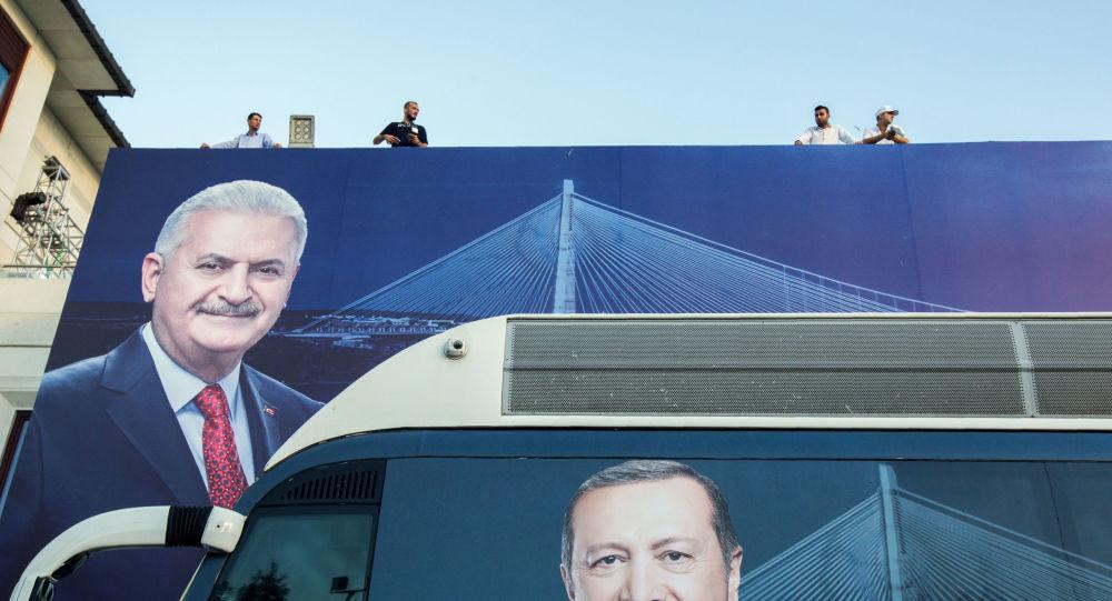 Binali Yıldırım'dan Erdoğan'a karşı güç gösterisi mi ?