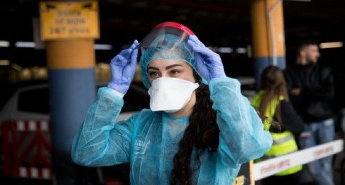 Koronavirüs şüphesi bulunan kadın hastaneden kaçtı
