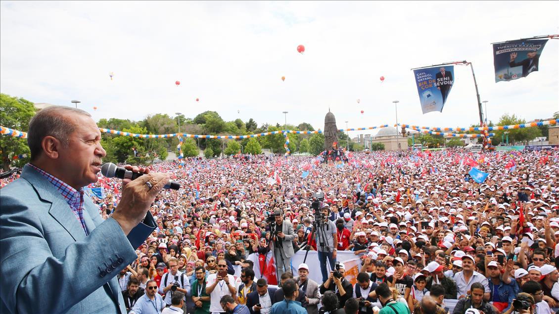 Erdoğan'a oy veren 10 kişiden 4'ü de ''sistem değişmeli'' dedi!