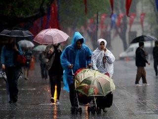 Meteoroloji'den yağış ve çığ uyarısı
