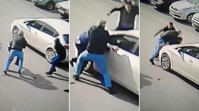 Bursa'da dehşet! Gasbettikleri kişiye kabusu yaşattılar
