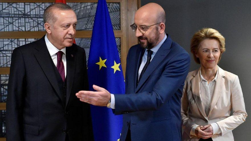 Erdoğan'dan AB'ye soğuk duş! Toplantıyı terk etti