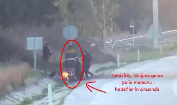 Fuhuş çetesine film gibi operasyon: Polis çöpçü kılığına girdi
