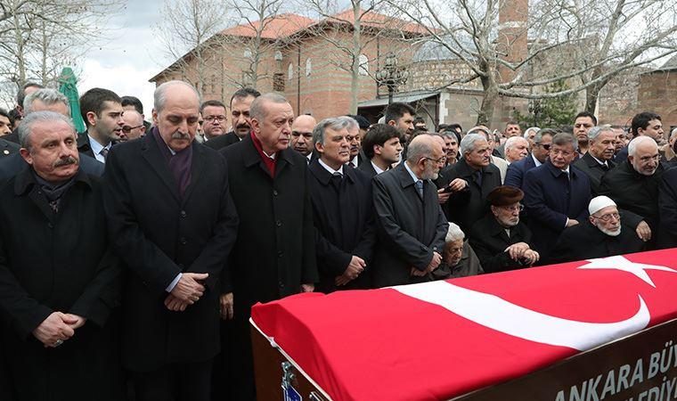 Erdoğan, Davutoğlu ve Gül yanyana!