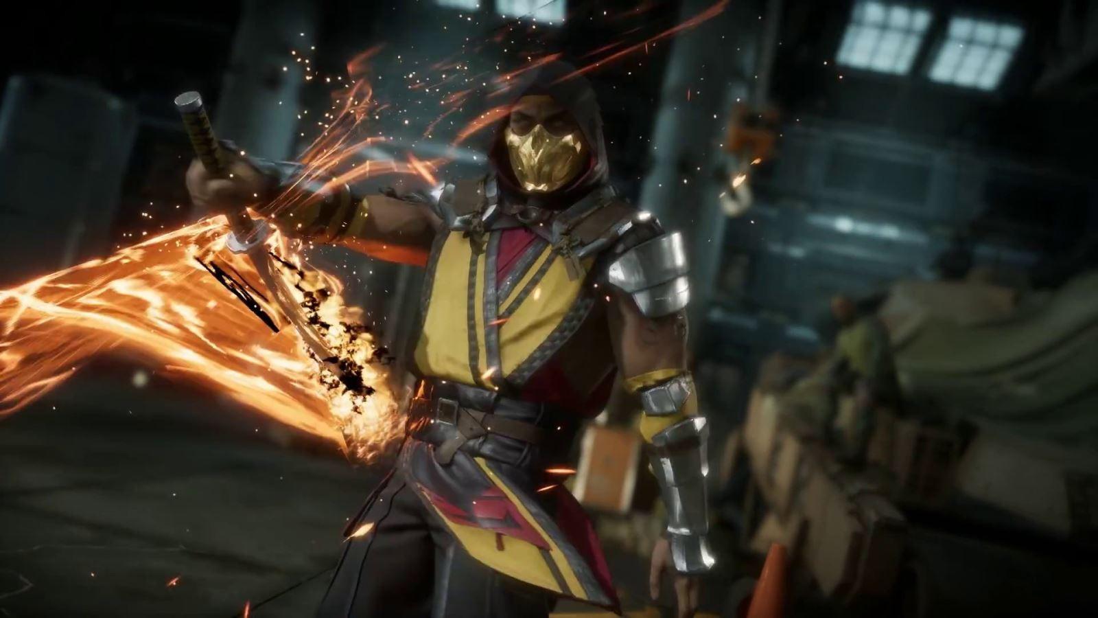 Mortal Kombat efsanesi geri dönüyor