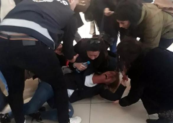 Türkiye'yi kahreden istismar davasında mahkeme salonu karıştı