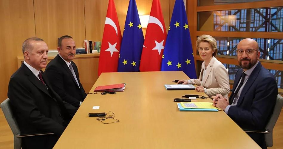 Erdoğan'dan AB'ye: Verin şu vizeleri