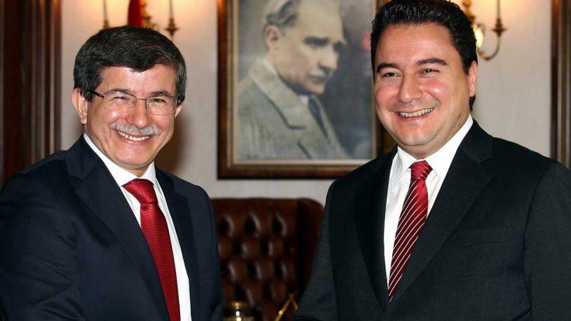 Davutoğlu ve Babacan için çarpıcı iddia !