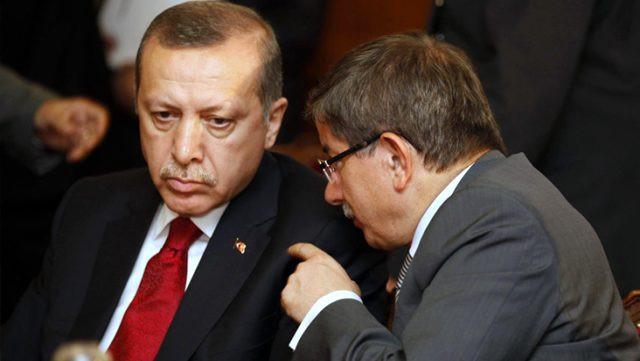 Davutoğlu'ndan Erdoğan'a dikkat çeken sözler !