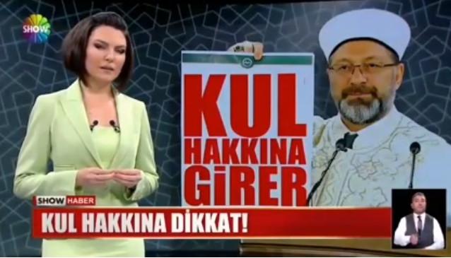 Ece Üner, Ahmet Hakan'a canlı yayında çok sert sözler