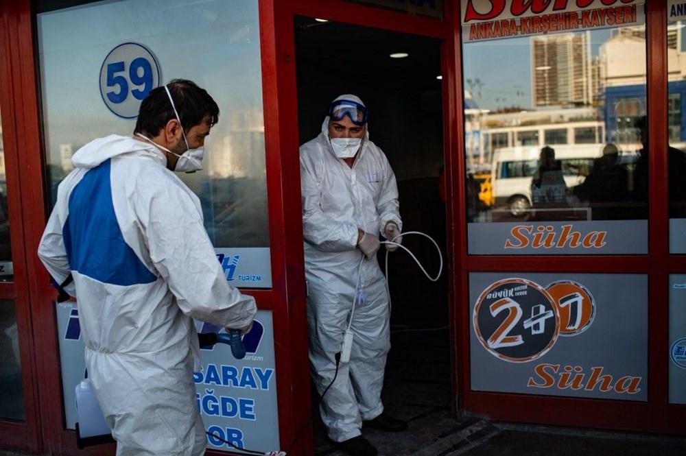 İşte koronavirüs tedbirleri: Türkiye, 17 ülkeye kapılarını kapattı