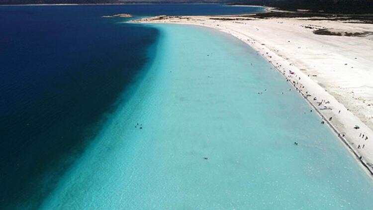 TOKİ'den Salda Gölü ile ilgili iddialara yanıt