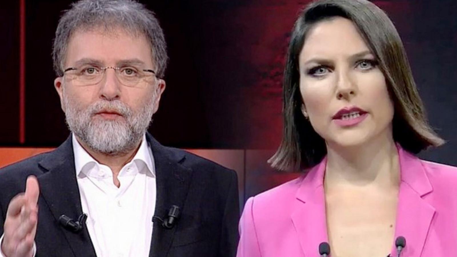 Ahmet Hakan'dan Ece Üner'e: Bana laf sokmuş...