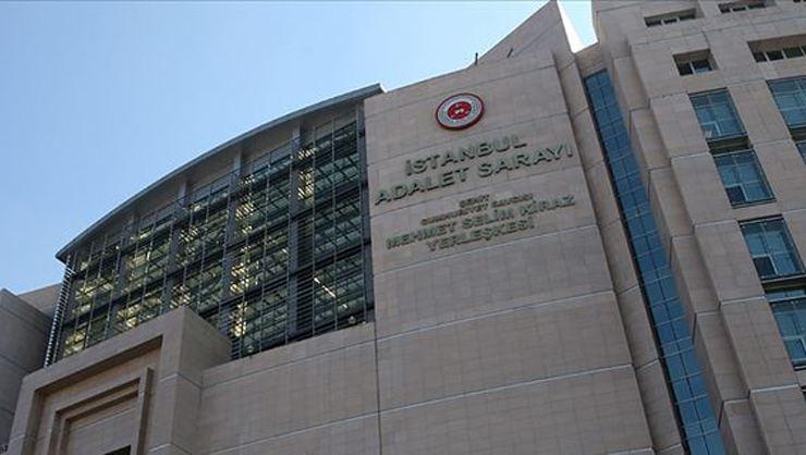 İstanbul Adliyesi'nde davalar ertelendi