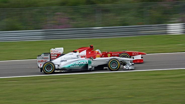 Formula 1'de ikinci korona virüsü