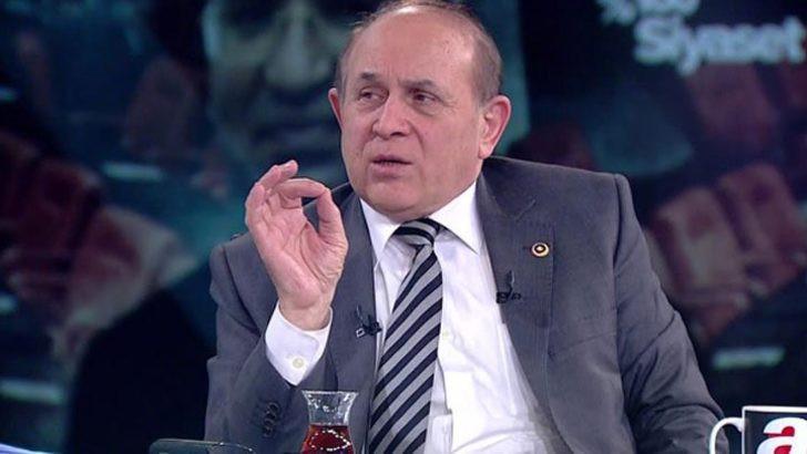 AK Partili Burhan Kuzu: ''Evet hakimi aradım''