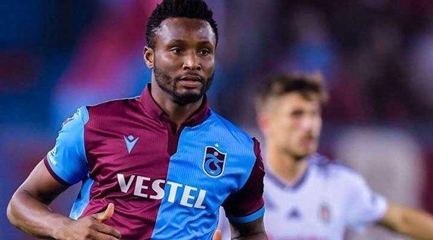 Trabzonspor, Obi Mikel'in sözleşmesini feshetti! - Resim: 2