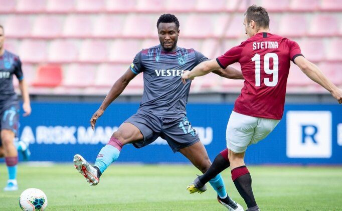 Trabzonspor, Obi Mikel'in sözleşmesini feshetti!