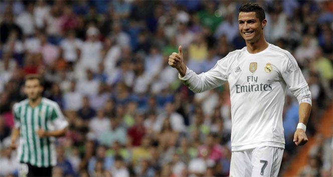 Ronaldo koronadan kaçtı depreme yakalandı!