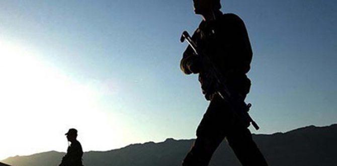 Bitlis'te eylem hazırlığındaki teröristlere darbe